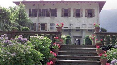 Palazzo Vertemate a Piuro