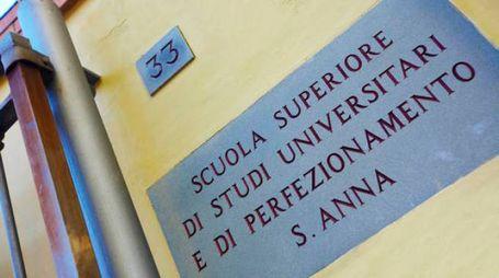 L'ingresso della Scuola Superiore Sant'Anna, l'istiuto sede della conferenza