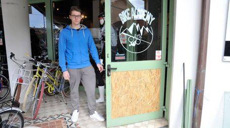 La 'Bike Academy' di Guamo (Lucca) presa di mira dai ladri