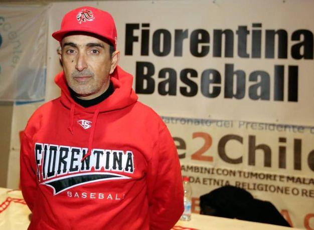 La presentazione della Fiorentina Baseball (Germogli)