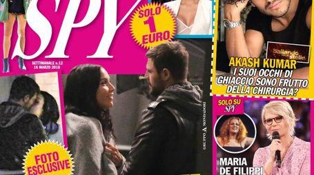 La copertina di Spy