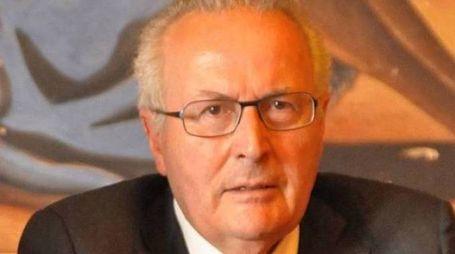Il presidente Divo Gronchi