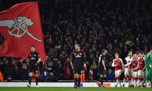 L'Arsenal elimina il Milan dall'Europa League