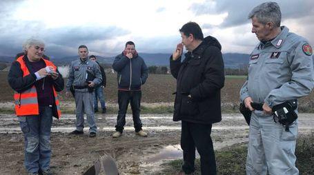 Il sequestro eseguito dai carabinieri forestali