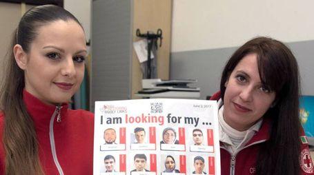I volontari della Croce Rossa di Sesto San Giovanni hanno aiutato un migrante trentenne a riabbracciare il fratello