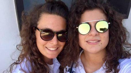 Alice Bonacchi ed Elisa Menchetti della Pistoiese