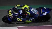 Motogp Qatar, Rossi diretto in Q2 per le qualifiche (Ansa)