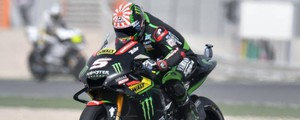 Motogp 2018, Johann Zarco in pole position in Qatar (Ansa)