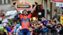Milano-Sanremo 2018, trionfa Vincenzo Nibali (LaPresse)