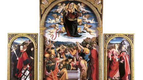 Cola dell'Amatrice, Musei Vaticani