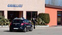 I carabinieri cercano la donna che l'ha partorita