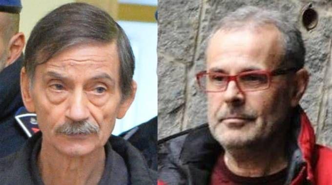 Vito Clericò e Leonardo Cazzaniga