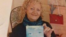 Adele Tiburzi e il libro 'Occhi tristi'