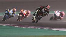 MotoGp 2018, pole di Zarco in Qatar (LaPresse)