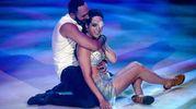 Ballando con le Stelle 2018, Gessica Notaro è già una star (foto Ansa)
