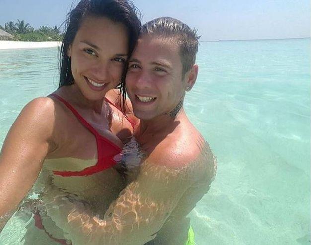 Alvaro Bautista e Grace Barroso sono freschi di nozze (Foto Instagram)