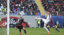 Il gol siglato da El Shaarawy