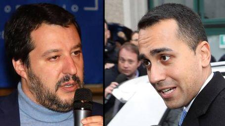 Salvini e Di Maio: si sono sentiti per telefono