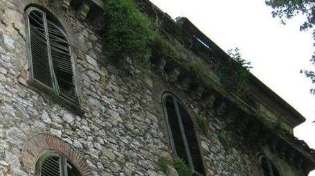 Un torrione dello jutificio Balestrieri