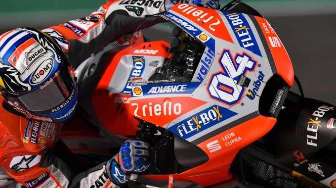 MOTOGP Trionfale giornata di Andrea Dovizioso nella prima gara della stagione