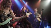 Sull'onda della popolarità di X-Factor, i Maneskin in tour a Bologna (foto Schicchi)