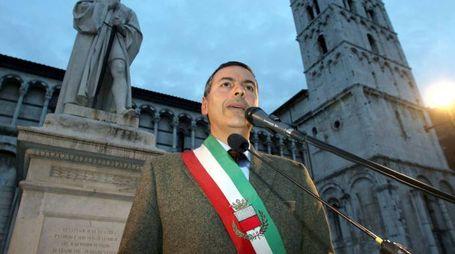 L'ex sindaco di Lucca Pietro Fazzi