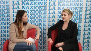 Emma Marrone a La Nazione