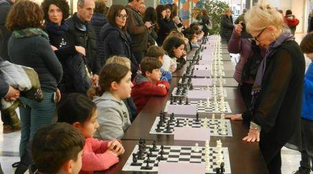 La collettiva di scacchi