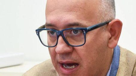 Il sindaco Fabrizio Ciarapica