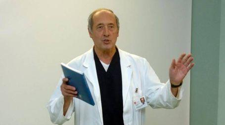 Il dottor Alessandro Frigiola (Canali)