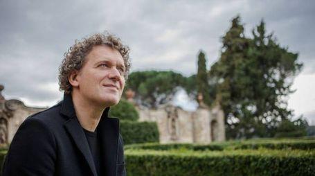 Andrea Lucchesini, uno dei cinque solisti