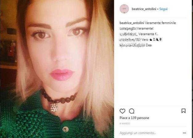 Beatrice Antolini (Instagram)
