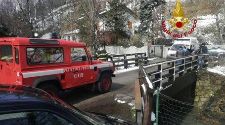 Donna di 73 anni trovata morta nel torrente Setta