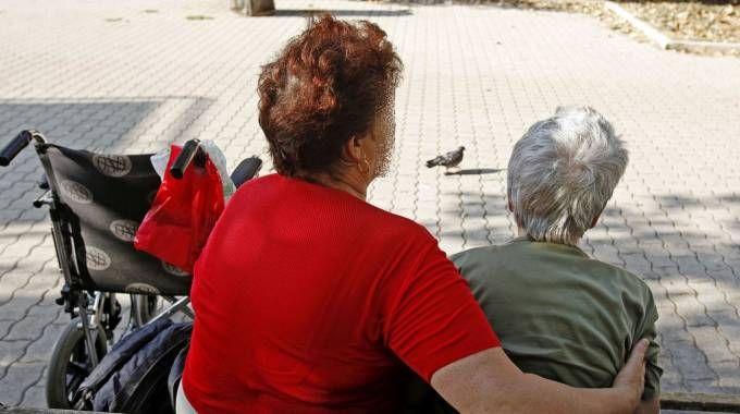 La donna per quattro anni ha prestato servizio a casa  di due sorelle, di 78 e 68 anni (foto d'archivio)