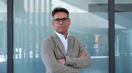 Il professor Luca Bindi