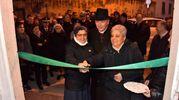 L'inaugurazione (foto Novi)