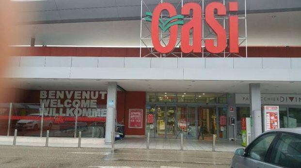Porto San Giorgio, ladri al centro commerciale Oasi - Cronaca ...