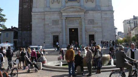 La  basilica di Santa Maria Assunta