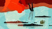Un'illustrazione dell'artista spagnolo Manuel Marsol