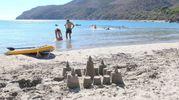 La spiaggia di Lacona