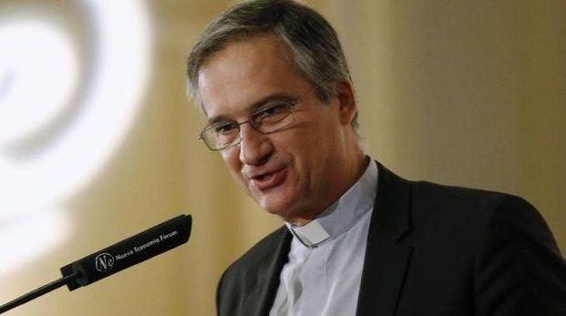 Dario Edoardo Viganò (Ansa)