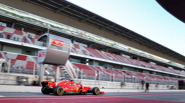 Formula 1, test pre-stagionali a Barcellona (Ansa)
