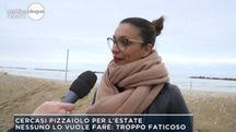 Elisa Marchionni, titolare del ristorante Sottomare di Fano, a Mattino 5