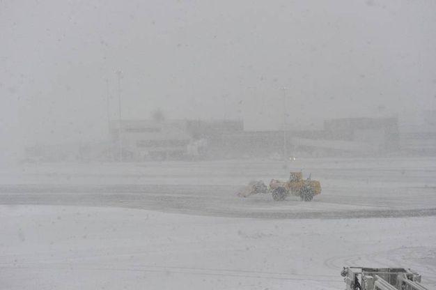 L'aeroporto di Boston (Lapresse)