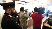 Le telecamere in aula (FotoSchicchi)