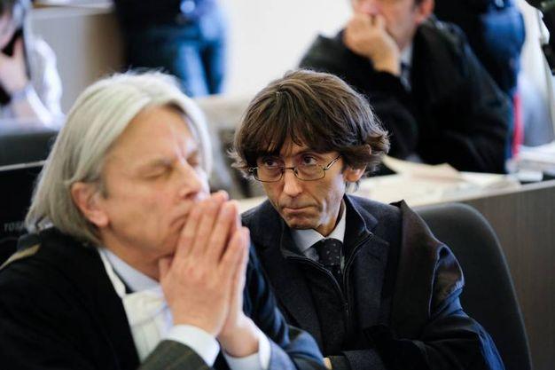 L'altro avvocato di Cavallini, Gabriele Bordoni (FotoSchicchi)