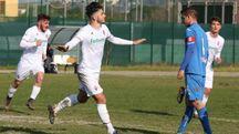 Viareggio Cup, esultanza viola nella sfida contro l'Empoli (Germogli)