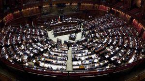 Una veduta della Camera dei deputati