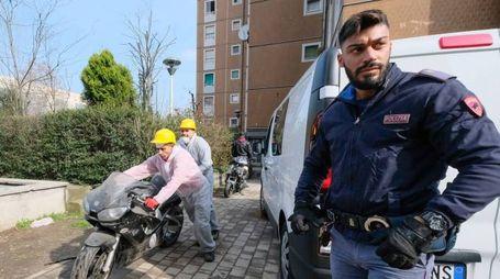 Ritrovate quattro moto, 27 bici e un'auto tutte risultate provento di furto (NewPress)