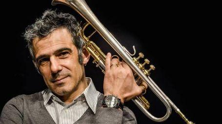 Il trombettista Paolo Fresu (Cifarelli)